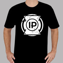 2017 Fashion New I PREVAIL IP Post Hardcore Band Logo Men's Black T-Shirt Size S To 2XL 100% Cotton Short Sleeve