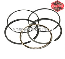 Burgman 400cc AN400 AN 400 Engine Piston RINGS Bore size 83mm STD oversize 0.50 1.00