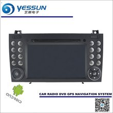 Car Android Navigation System For Mercedes Benz SLK Class R171 W171 2004~2011 - Radio Stereo CD DVD Player GPS Navi Multimedia