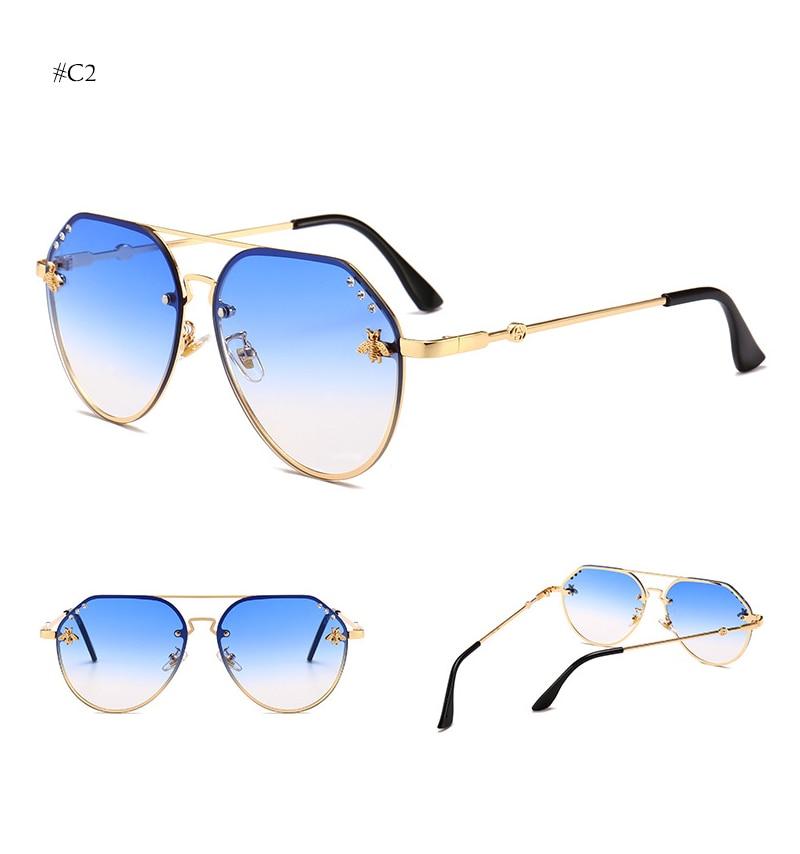 Goggle Bees Sunglasses (13)