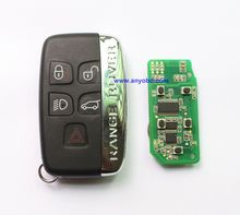 for Land Rover Range Rover Sport ,  Evoque , Discovery 4 smart remote key control 315mhz or 433mhz , keyless entry go push start