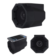 Smart Induction Resonance Speaker Wireless Connection Speaker Heavy Bass Loudspeaker Outdoor Sound Touch Stereo Music Speaker O2