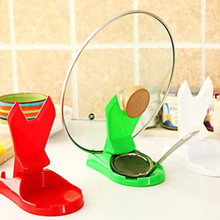 Multifunctional kitchen Storage Hook Holder Rack Kitchen Cooking Tools Spoon Pot Lid Shelf Storage Rack Stand Holder Organizers(China)