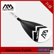 Aqua Marina Cheap SUP Paddle , Stand Up Paddle ,kayak paddle, Aluminum Paddle Sports AC-80322 200-220cm(China)
