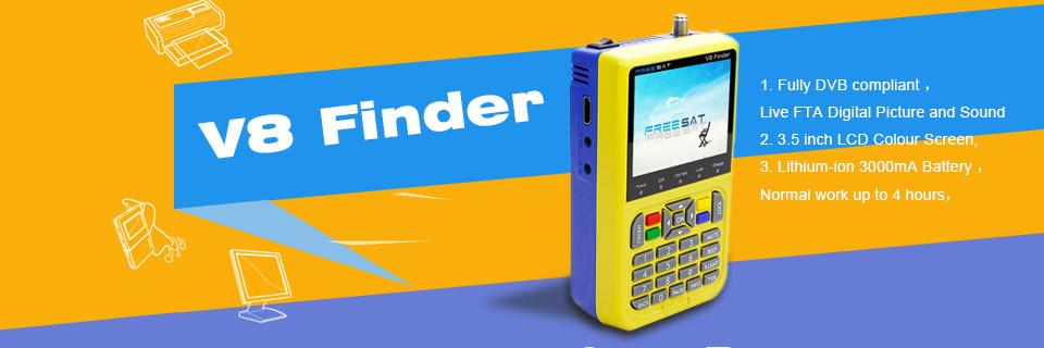 V8 Finder