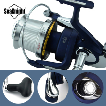 Super Quality Big Game Sea Fishing Reel Only 8000/9000/10000 Metal Saltwater 9+1BB 4.7:1 EVA Handle Fishing Wheel Carp Fishing