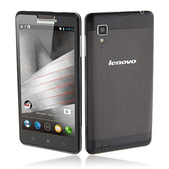 New 100% Original Lenovo P780 Android 4.4 MTK6589 Quad Core 4GB ROM 5.0'' HD 1280x720 WCDMA GPS OTG 4000mAh Russian Cell Phones