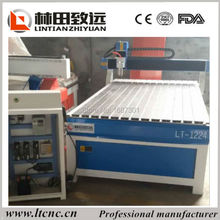 LT-1224 advertising cnc router machine with dust extractor