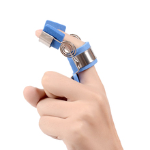 Finger Jiont Trainers Splint Spasm Orthosis Function Fraction Recovery Flexion Extension Rehabilitation Stroke(China)