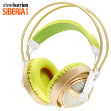 Steelseries Siberia V2 200 Gaming Headst Noise Isolating stereo Headphones auriculares  best value auriculares with Microphones