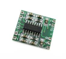 50pcs PAM8403 Super mini digital amplifier board 2 * 3W Class D digital amplifier board efficient 2.5 to 5V USB power supply