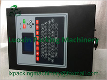 LX-PACK Lowest factory price Automatic Ink Spray Printer/Batch Number Printing Machine/Metal Cans Inkjet Printer Case Coder(China)