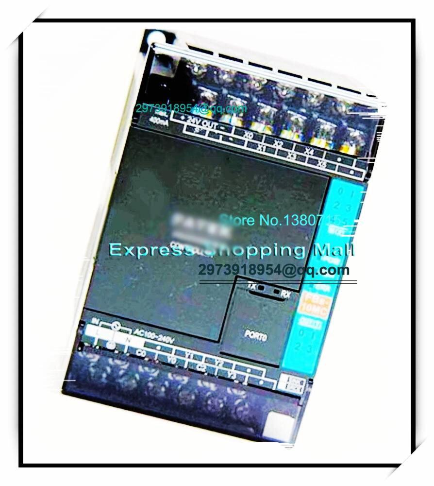 New Original FBs-10MCR2-AC PLC AC220V 6 DI 4 DO relay Main Unit<br><br>Aliexpress