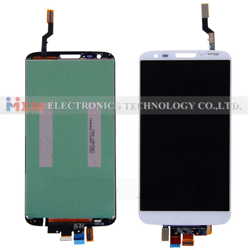 LCD+Touch Screen Digitizer Assembly for LG Optimus G2 VS980 LS980(Verizon)White<br>