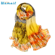 Womail Good Deal  New Hot Spring Summer Lady Women Long Soft Wrap scarf Ladies Shawl Voile Scarf Neck Scarves Gift 1PC