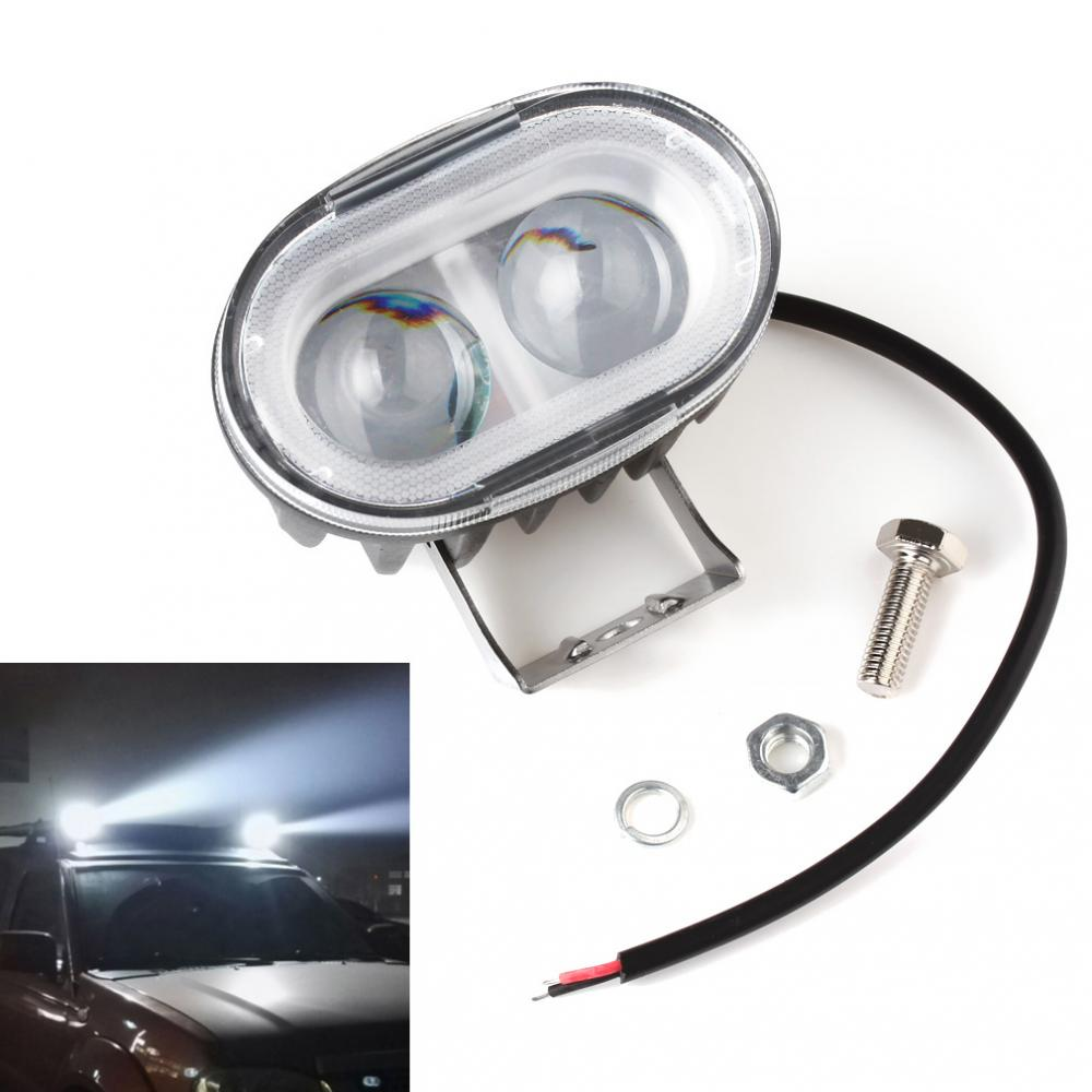 3.8 Inch Vehicle Off-road 30W 9V-30V Car LED Work Light Driving Lamp 4WD ATV SUV Waterproof 6000K 3000LM  <br><br>Aliexpress