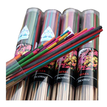 Thailand Aromatherapy Natural Tibetan Incense 50pcs canister Incense Sticks with Board for Yoga sandalwood Lavender indian E(China)