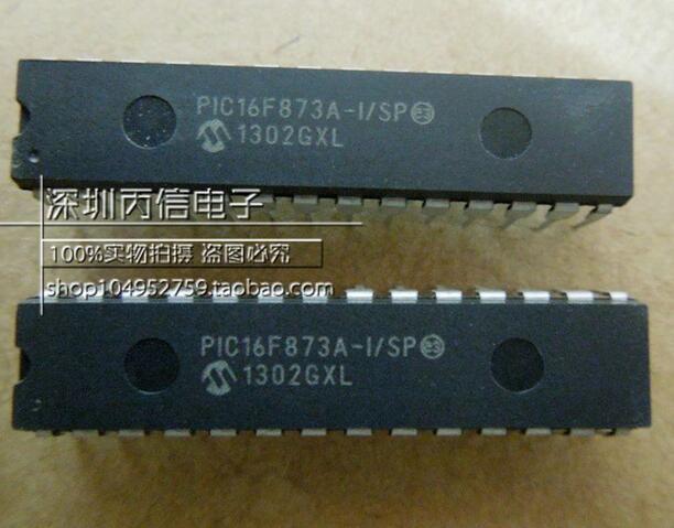 PIC16F873A-I/SP  DIP-28  10PCS<br><br>Aliexpress