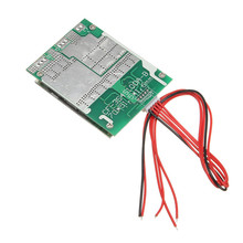 Hot Sale 4S 100A 12V Balance For LiFePo4 For LiFe 18650 Battery Cell BMS Protection PCB Board Module(China)