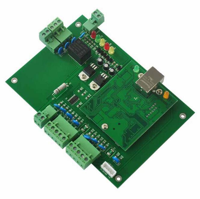 TCP/IP Singer Door access control ,32-bit ARM CPU,support PC software / IE web /,sn:T01 min:5pcs<br>