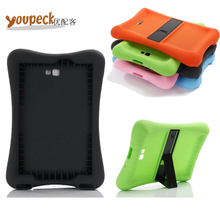 ShockProof Silicone Case for Samsung Galaxy Tab A 10.1 inch T580 Light Weight Kids Rugged Corner Bumper Cover w/ Audio Amplifier