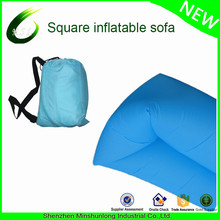 camping products waterproof sleeping bag blow up couch Inflatable sofa for hiking outdoor pool air bed hammock floats on water