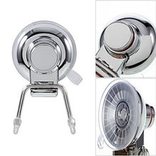 1 pc Stainless Steel Vacuum Suction Cup Swivel Double Hook Towel Bag Holder Hanger Storage Holder Supplies(China)
