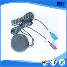 high quality high gain GPS GSM combination antenna with 2M cable many type different connector
