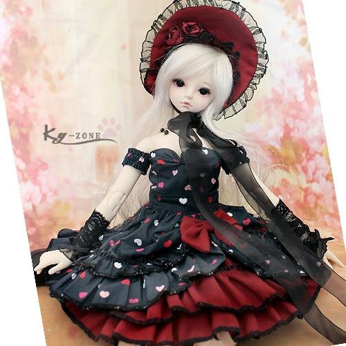 1/4 Bjd doll clothes dress set - - - - elegant queen limited edition<br><br>Aliexpress