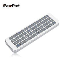 New Arrival iPazzPort KP-810-30K 2.4GHz Mini RF Handheld Wireless Keyboard Supports Multi-language Windows, Android, Mac OS