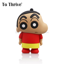 Buy Cartoon Character Crayon Shin Chan Power Bank 4000mAh External Battery Charger Mobile phones charger Backup powers for $8.99 in AliExpress store