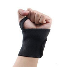 Training Exercises Wristband Wrist Wraps Bandage Hand Brace Strap Protect Left Hand Tool High Quality