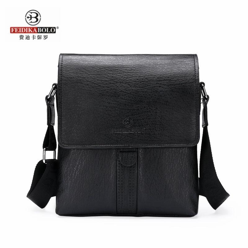 Brand Men Messenger Bags PU Leather Shoulder Bag Male Business Crossbody Bags For Men Briefcase Bag Sacoche Homme<br><br>Aliexpress