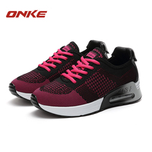 Women Sneakers Air Running Shoes For Women Breathable Mesh Spring Summer Sports Shoes Outdoor Sports Camping Trekking Sneakers