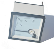 speed meter 0-60m/s .input 0-10v DC 72MM*72mm/also can making according clients require/