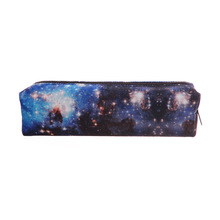 Starry sky school pencil case 3D trousse scolaire stylo Creative estojos de escola papelaria pencilcase pencil box pen case