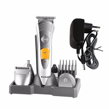 7 In 1 Electric Barber Scissor Hair Clipper Shaver For Household Professional Hair Salon Hair Razor Personal Care Tool