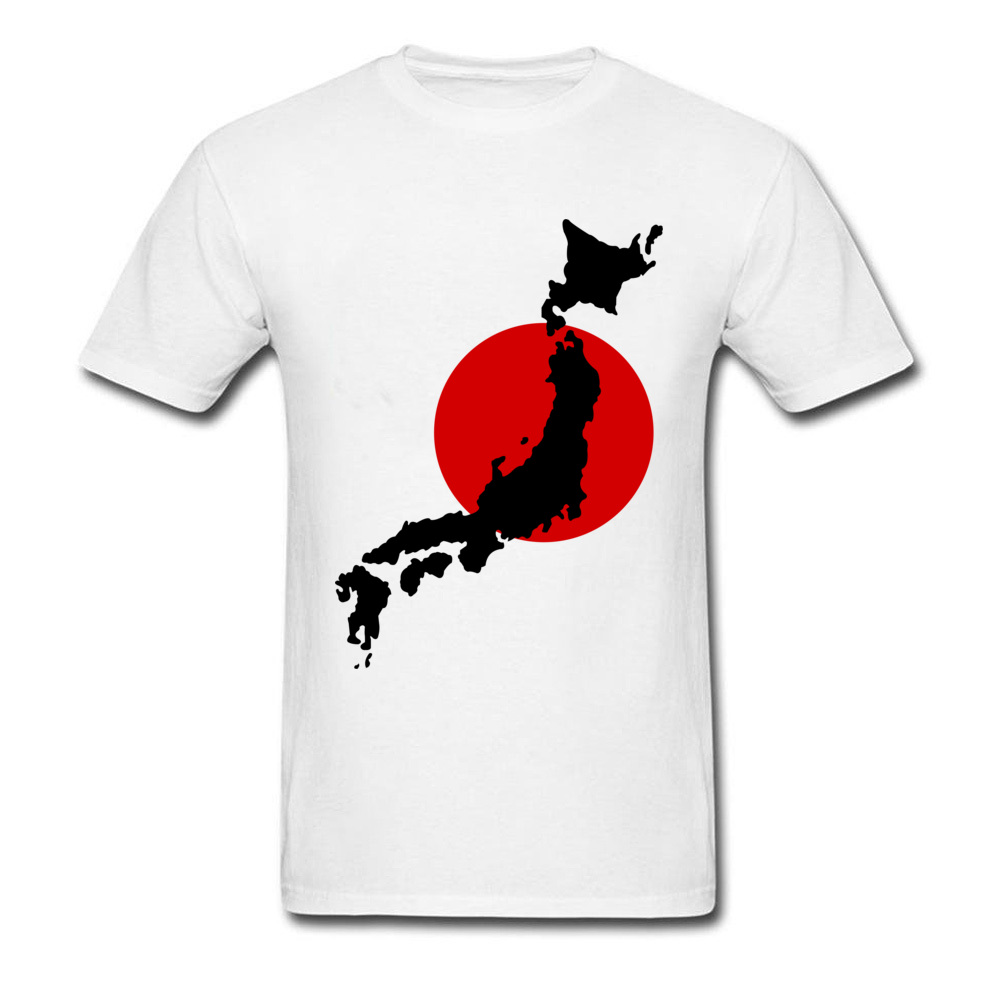 Japan Graphic Normal Summer Cotton Round Neck Men Tops Tees Birthday T Shirts On Sale Short Sleeve Tshirts Drop Shipping Japan Graphic white