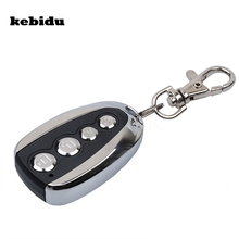 kebidu New Arrival Universal Gate Garage Door Remote Controller Electric 433mhz Remote Control Cloning Fob Key Fob 8PS53(China)