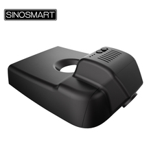 SINOSMART In Stock Car Wifi DVR Camera for Cadillac CT6 2015 2016 Control by Mobile Phone App Dual Camera Optional(China)