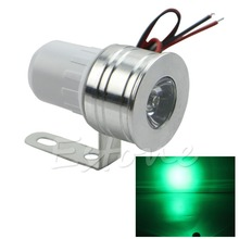 12V Green LED Day Spot Light RED Motorcycle Car Truck Van bike boat Off Road-D2TB