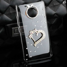 3d Heart Bling Cover for Moto G5 G5 Plus Crystal Cell Phone Case for Moto G4 Play Z Play Diamond Rhinestone Mobile Phone Cases