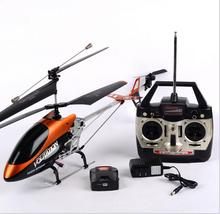67cm big Metal rc helicopter 3.5ch Gyro helicopter model plane RTF radio control High Speed rc drone Remote Control toys gift(China)