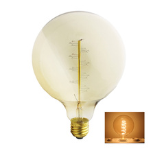 Buy Edison lamp E27 220v Decorative Incandescent bulb G125 G95 G80 vintage novelty holiday lights Dimmable christmas lights home for $2.63 in AliExpress store