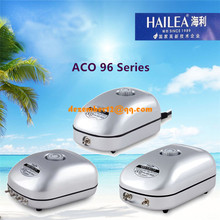 NEW Hailea ACO 96 Series High Quality 2W / 5W / 10W Adjustbale Aquarium Air Pump Fish Tank Air Flow Oxygen Air Pump 220V 50Hz(China)