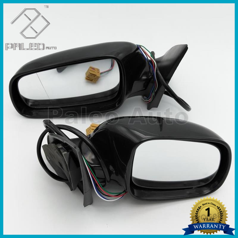 2pcs For Skoda Fabia 2000 2001 2002 2003 2004 2005 2006 2007 2008 Electric Adjustment And Heated Mirror With Long Square Plug <br><br>Aliexpress