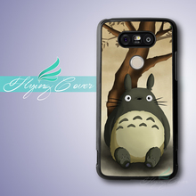 Coque My Neighbor Totoro Phone Cases for Google Nexus 5 Case for LG G5 G4 G3 Case for Huawei Ascend P7 P8 P9 Lite Plus Case.(China)