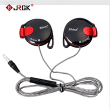 Original SN-Q140 Headphones 3.5mm Headset EarHook Earphones For phone PC Mp3 Player Computer Mobile Telephone