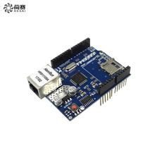 Smart Electronics for Arduino Ethernet W5100 Network Expansion Development Board Learning DIY SD Card UNO MEGA 2560 Shield