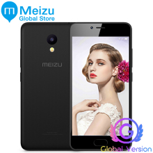 Original Meizu M5C Global Version M710H 4G LTE 2G RAM 16G ROM Cell phone MTK6737 Quad Core 64Bit Processor 5.0inch HD IPS(China)